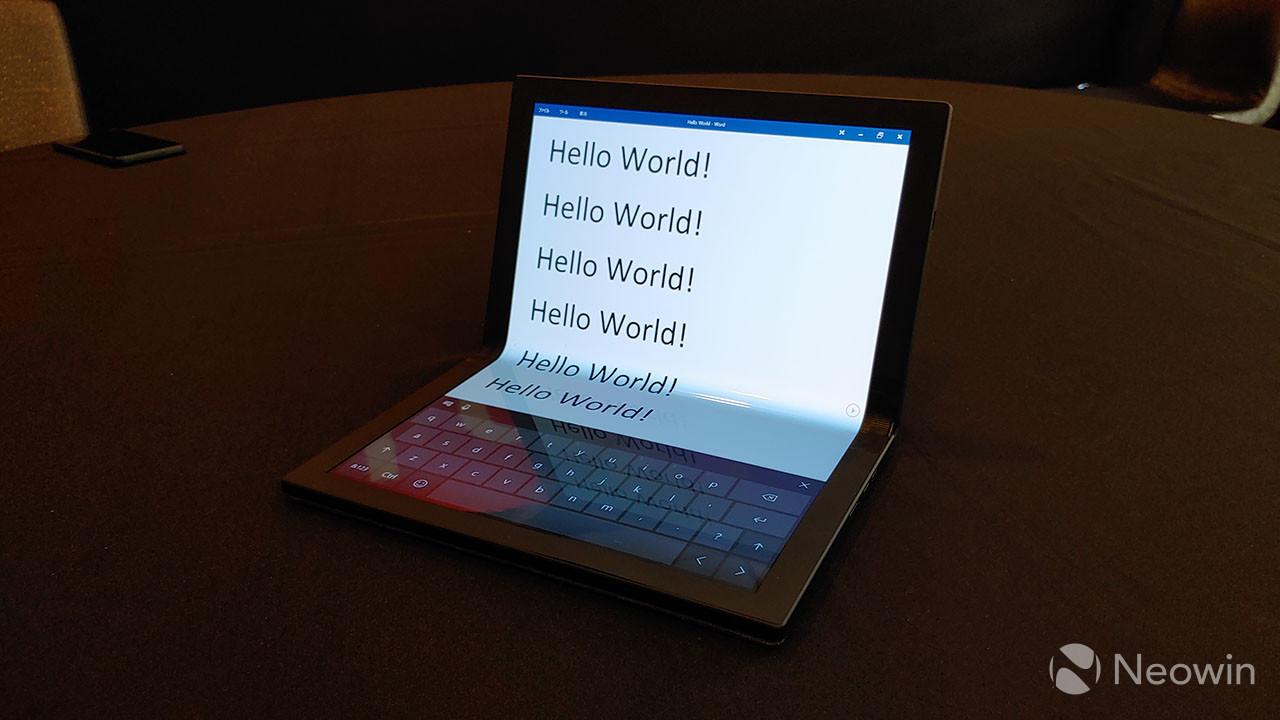 Lenovo го најави првиот лаптоп со екран на превиткување (ВИДЕО)
