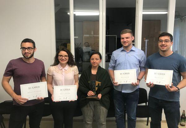 Студентите од ФЕИТ повторно добија меѓународно признание