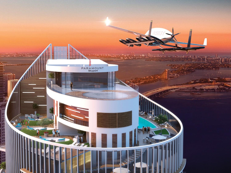 Во Мајами ќе се постави првата платформа за летачки автомобили (ВИДЕО)
