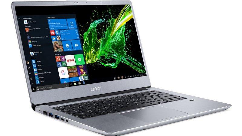 Acer лаптопи со втора генерација на Ryzen процесори