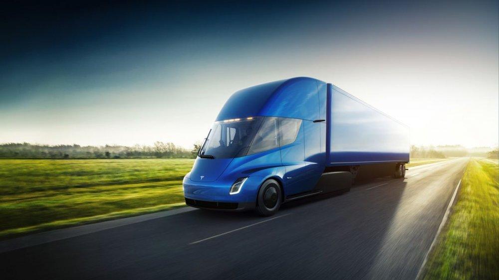 Eлектричен камион без возач доставува роба во Шведска (ВИДЕО)