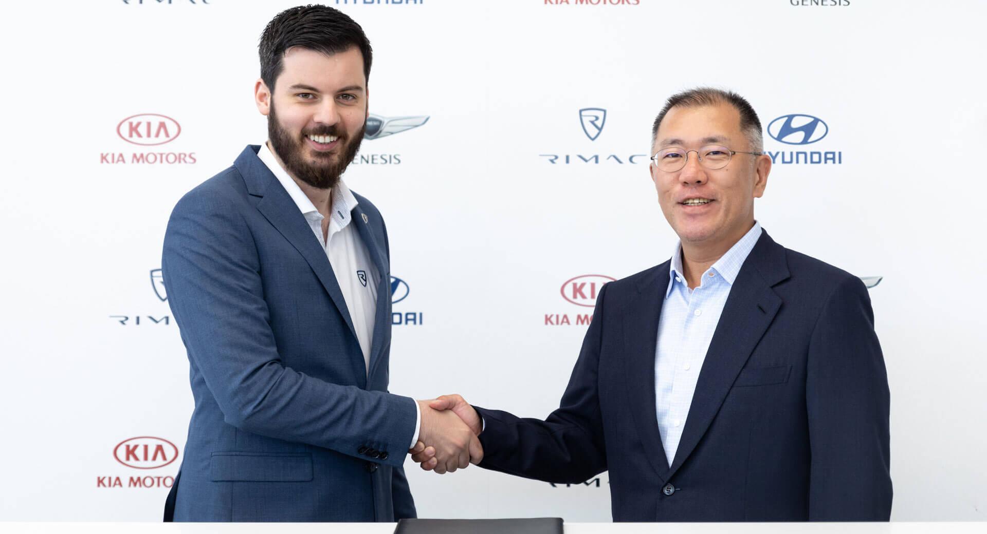Hyundai и Kia инвестираат 80 милиони евра во хрватскиот Rimac