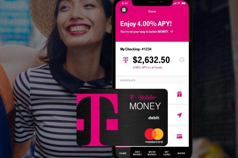 T-Mobile со бесплатна банкарска апликација