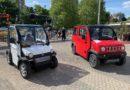 Ауто Шоу со олдтајмери и електрични автомобили во Скопје Сити Мол (ФОТО)