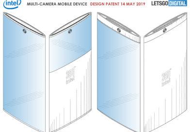 Intel патентираше различни дизајни за футуристички смартфон