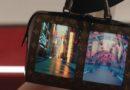 """""""Луј Витон"""" торба со флексибилен екран (ВИДЕО)"""