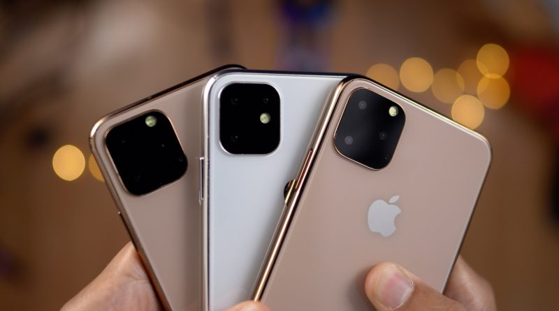 Трите нови iPhone модели ќе имаат Lightning порт и A13 чип