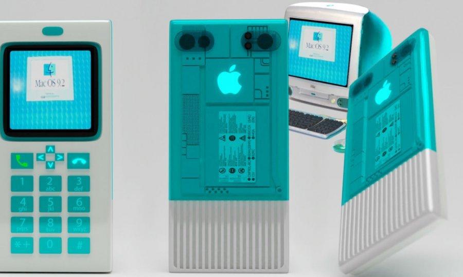 Како би изгледал ретро iPhone? (ВИДЕО)