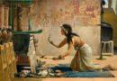 Првата фабрика за парфеми била во 2000 година п.н.е
