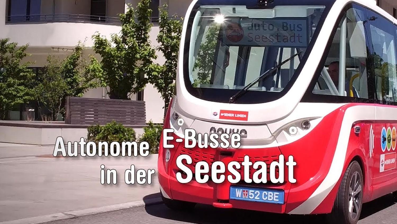 Автономен минибус во Виена удри во пешак (ВИДЕО)