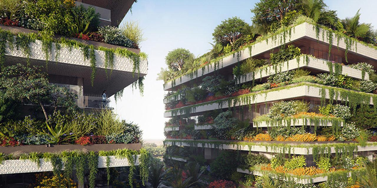 Каиро ќе гради три згради со вертикални шуми