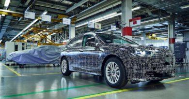 BMW ја тестира технологијата за производство на iNext (ВИДЕО)