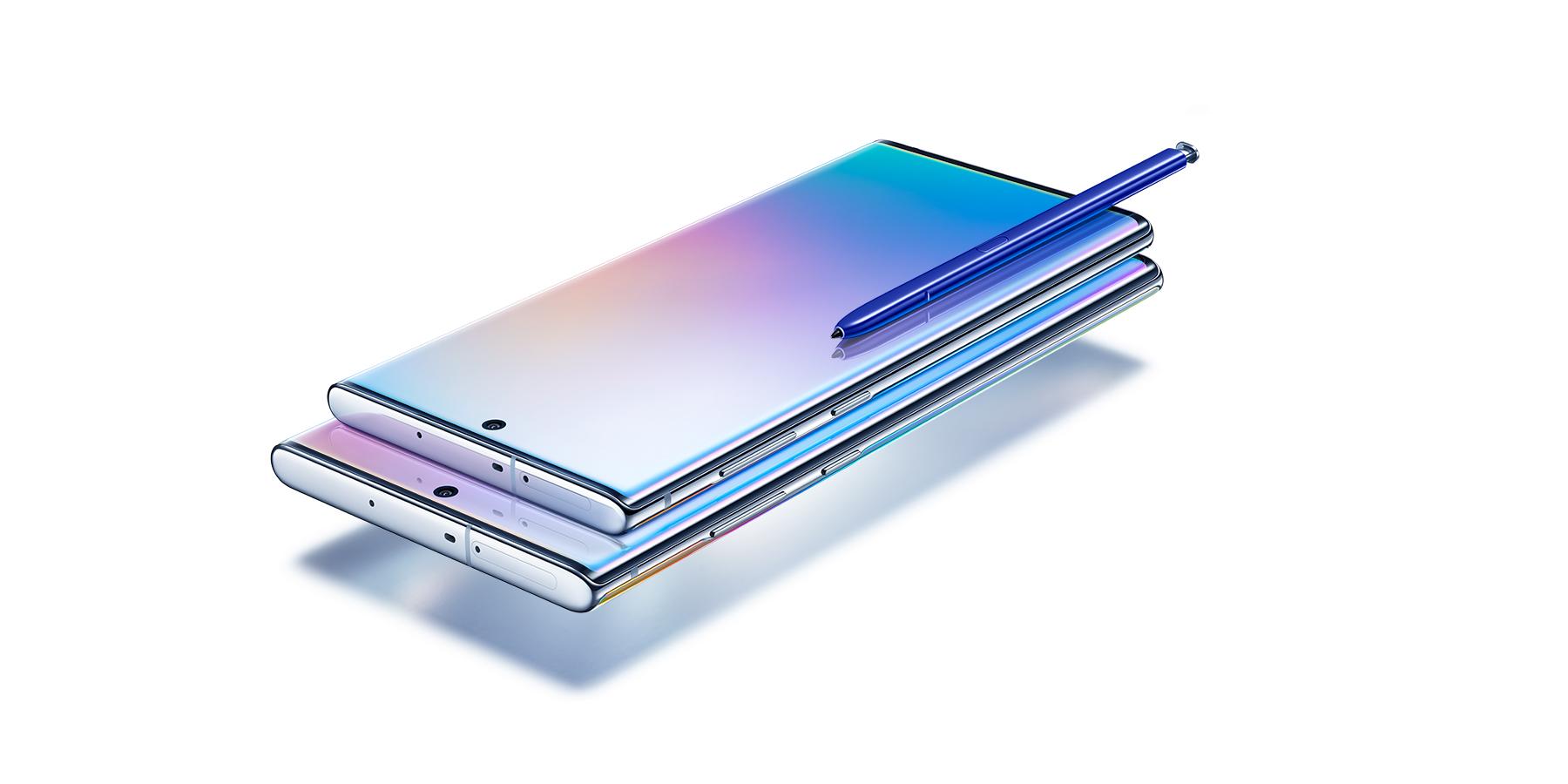 Samsung го претстави Galaxy Note10: Дизајниран за врвно корисничко искуство со перформанси за новите генерации
