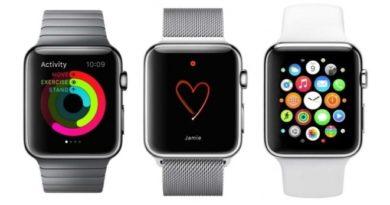 Apple Watch 5 пристигнува со OLED екран, титаниумски и керамички куќишта