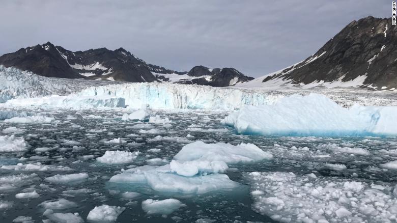 НАСА: На Гренланд има доволно мраз за да го зголеми нивото на морињата за 7,5 метри