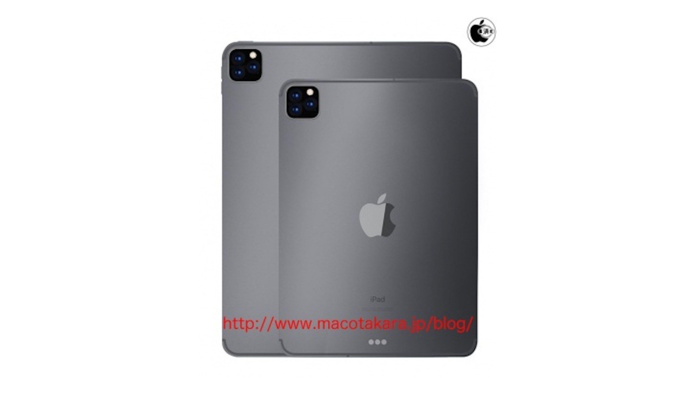 Следниот iPad Pro би можел да има три камери на задната страна
