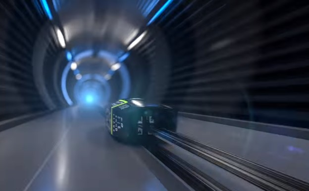 Нов брзински рекорд на Hyperloop (ВИДЕО)