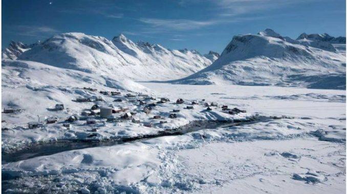 На Гренланд состојба што научници ја очекувале во 2070 година