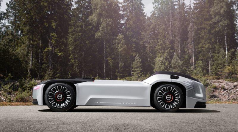 Volvo го претстави камионот на иднината (ВИДЕО)