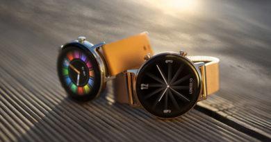 Huawei го претстави новиот стилски и моќен паметен часовник WATCH GT 2
