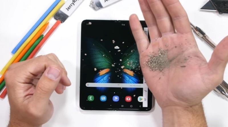 Samsung Galaxy Fold на тест на издржливост (ВИДЕО)