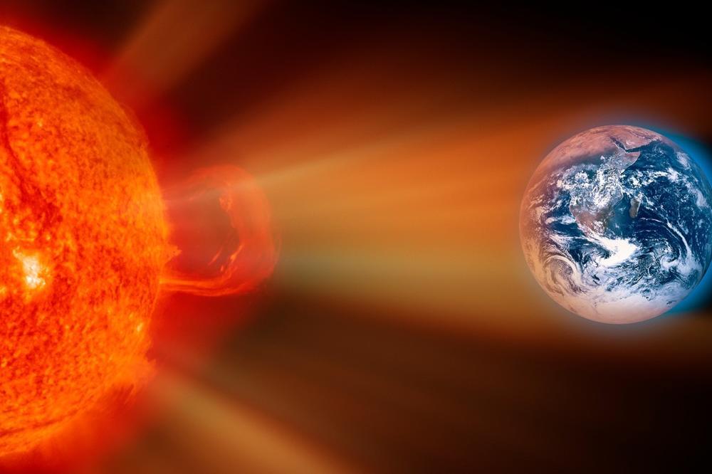 Силна тридневна соларна бура наскоро ќе ја погоди Земјата (ВИДЕО)