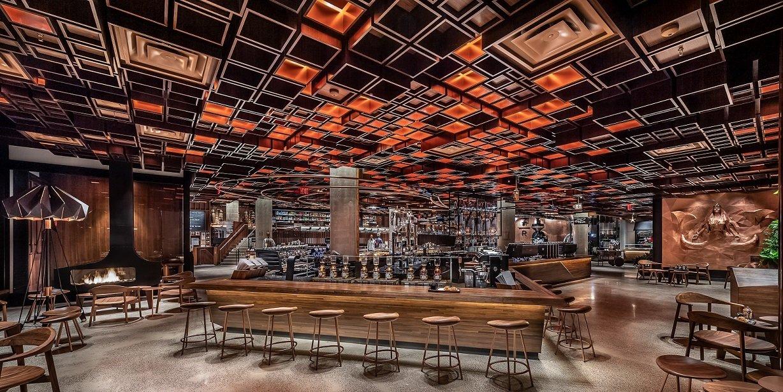 """""""Старбакс"""" ја отвора најголемата кафетерија во светот (ВИДЕО)"""
