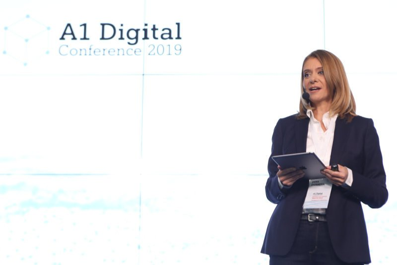 А1 Македонија – домаќин на А1 Дигитална конференција 2019!