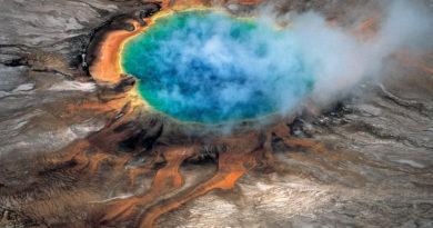 Се буди вулканот Јелоустон, кој може да убие повеќе од пет милијарди луѓе (ВИДЕО)