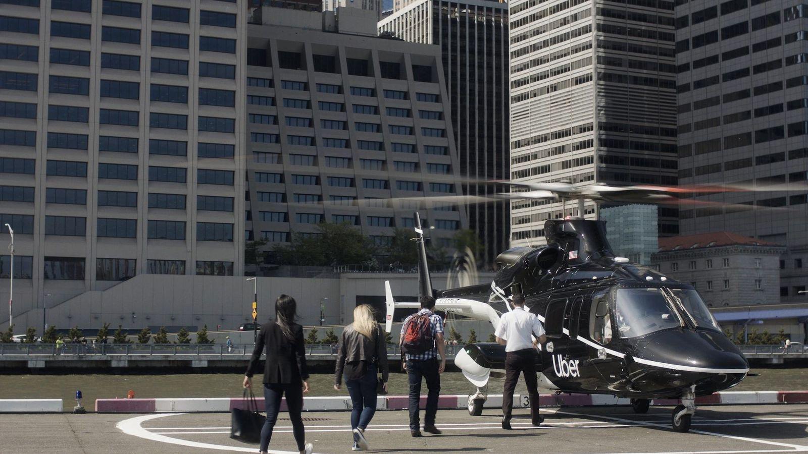 До аеродромот JFK во Њујорк отсега може и со хеликоптер