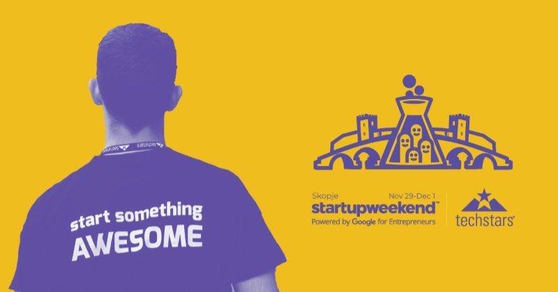 Реализирај ја твојата бизнис идеја за само 54 часа на Startup Weekend Skopje