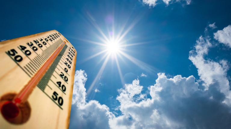 Истражување: Летово регистрирани над 400 рекордни високи температури