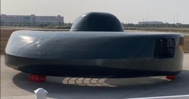Кинески футуристички хеликоптер изгледа како летечка чинија (ВИДЕО)
