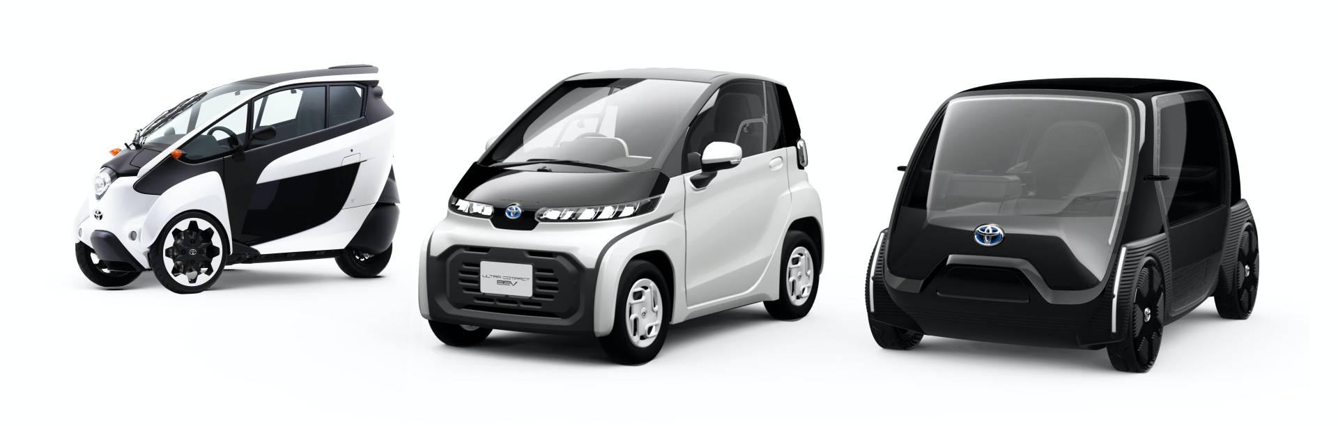 Toyota претстави електричен автомобил помал од Smart (ВИДЕО)