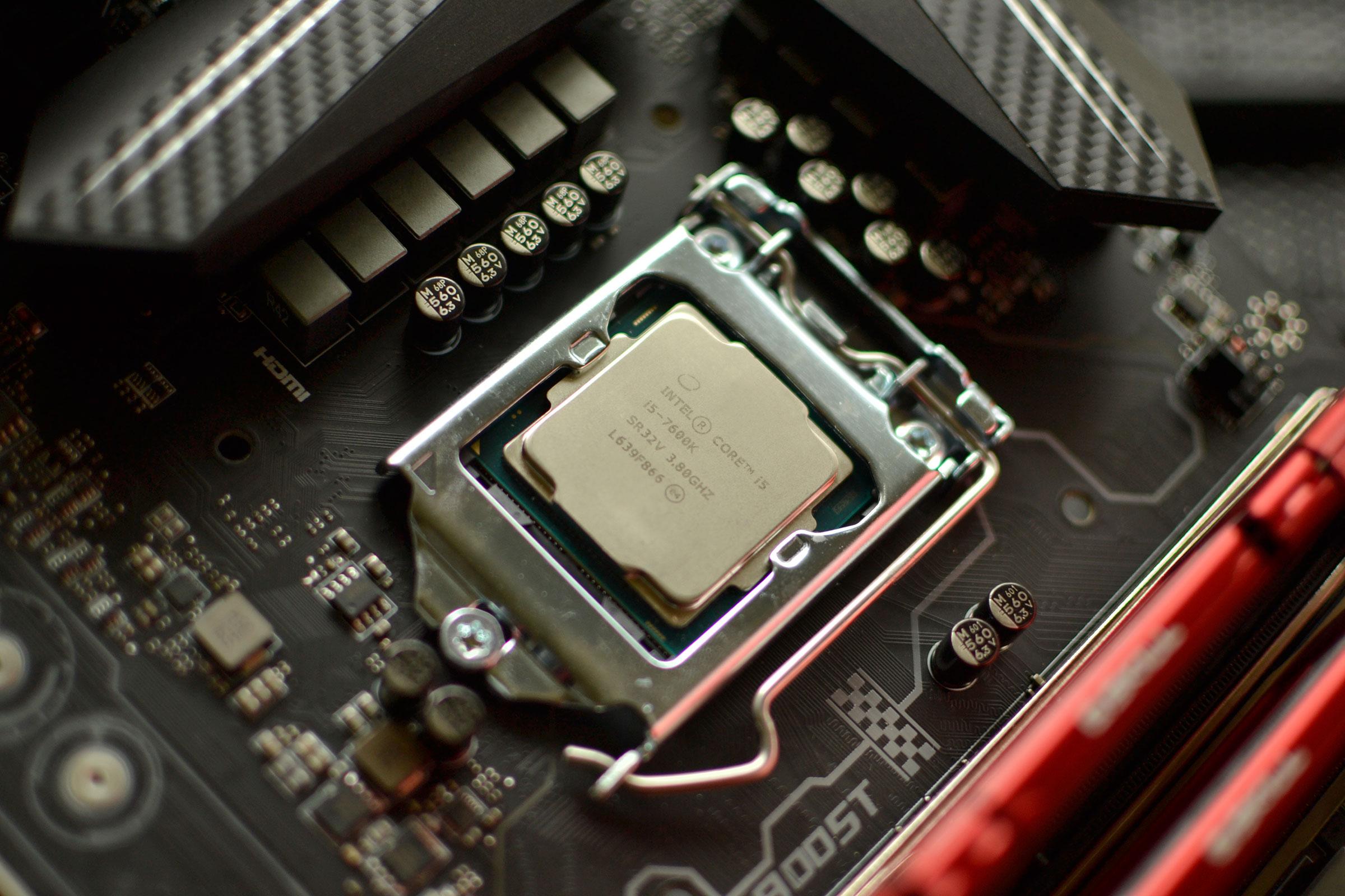 Intel престанува со производство на Kaby Lake десктоп процесори