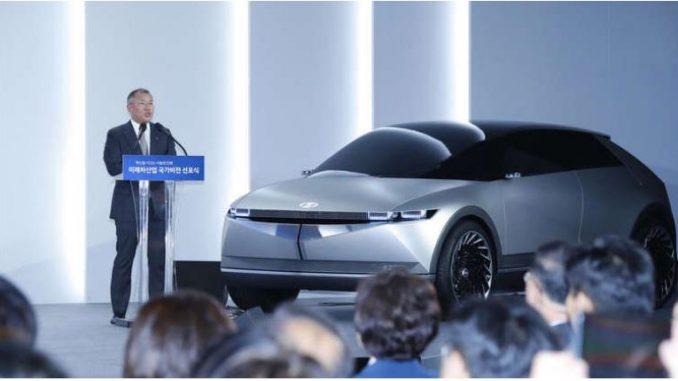 Јужна Кореја ќе вложи милијарди долари во возила на водород