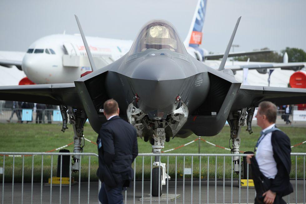 """Германија има радар кој може да ги открие американските """"стелт"""" авиони F-35"""