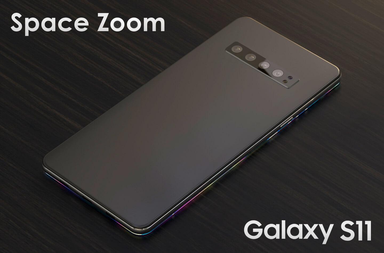 Samsung го патентираше Space Zoom пред објавата на Galaxy S11 линијата
