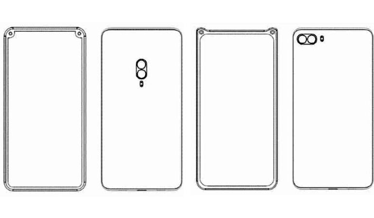 Xiaomi работи на смартфон со селфи камери во аглите на дисплејот