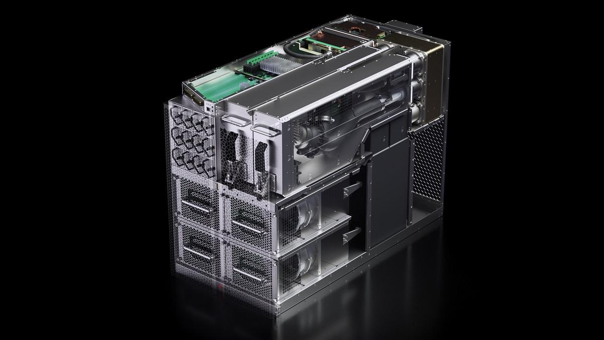 Претставен најбрзиот компјутер на светот со над 400.000 јадра