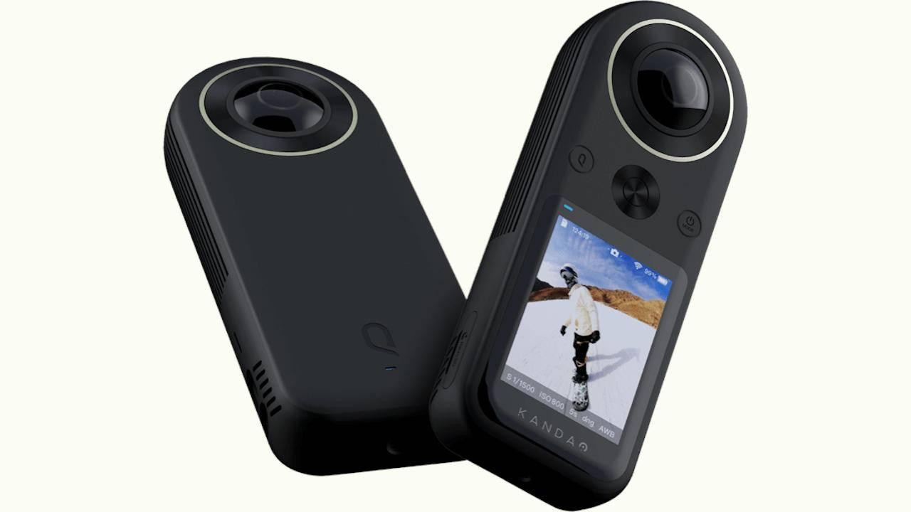 Најмалата 8K 360 камера може да ја собере во џеб (ВИДЕО)