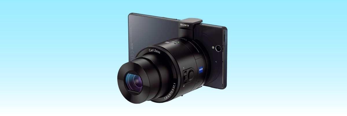 Sony сака да развие камери со DSLR квалитет за смартфони