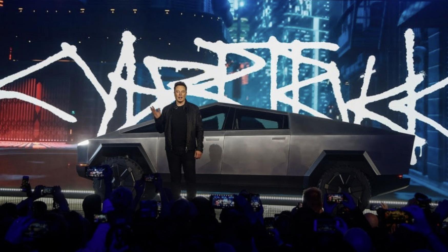 Tesla го презетираше своето прво електрично теренско возило