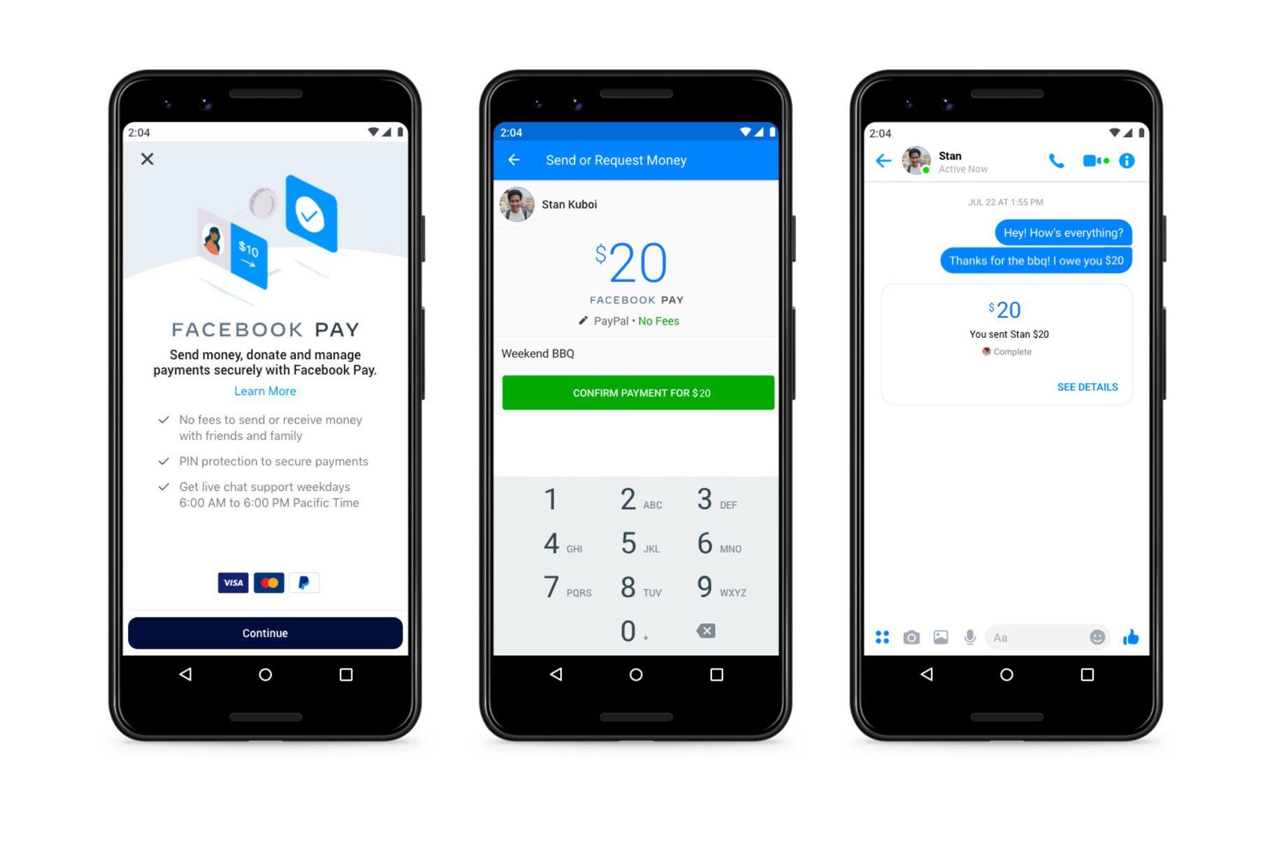 Facebook Pay е нов систем за плаќање во Instagram, WhatsApp и Messenger