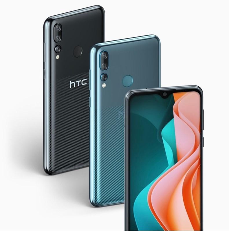 HTC го претставува евтиниот Desire 19s со тројна задна камера