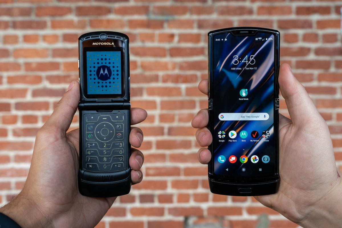Погледнете го преклопниот Motorola Razr во три нови видеа (ВИДЕО)