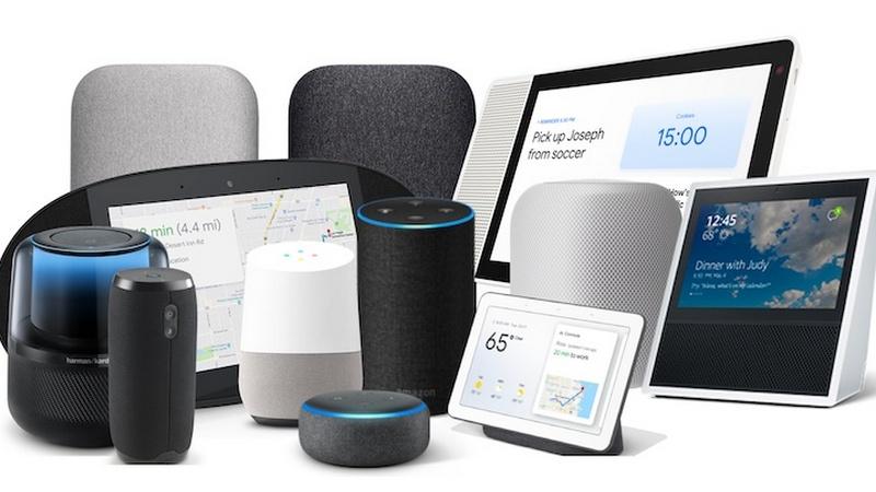Amazon доминира на пазарот на паметни звучници