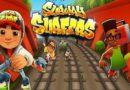 Subway Surfers е најпопуларната игра за паметни телефони