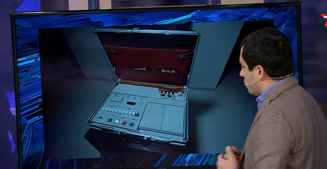 Руска телевизија првпат прикажа како изгледа внатрешност на нуклеарен куфер