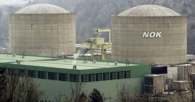 Швајцарија ја има најстарата нуклеарка во Европа. Дали е безбедна?
